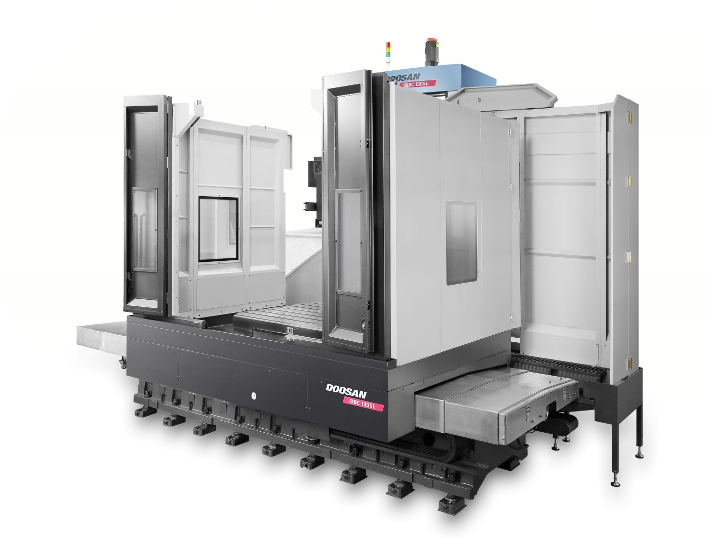 Doosan DBC 110S, 130S, 130SL