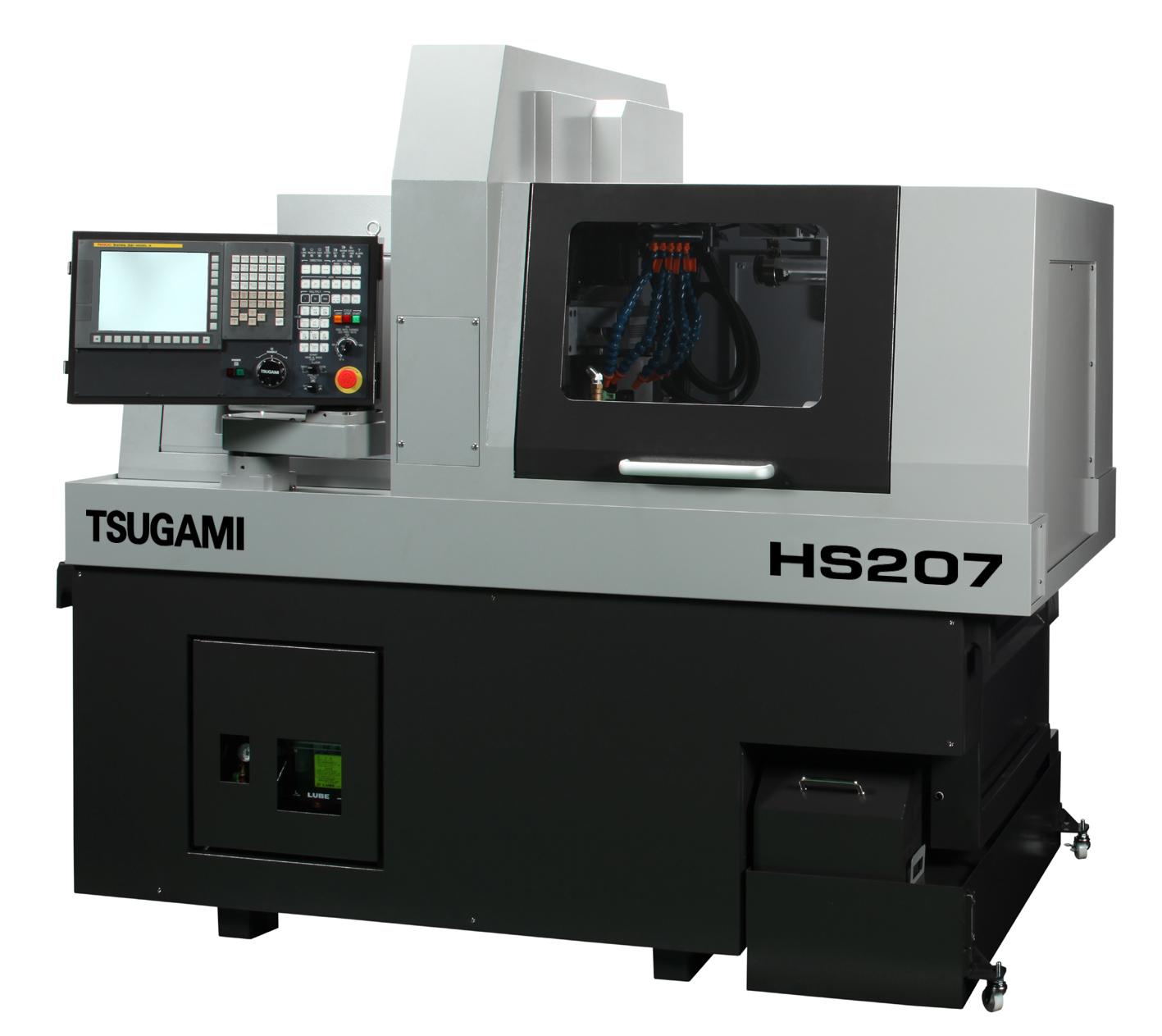 Tsugami HS207/HS207-5AX