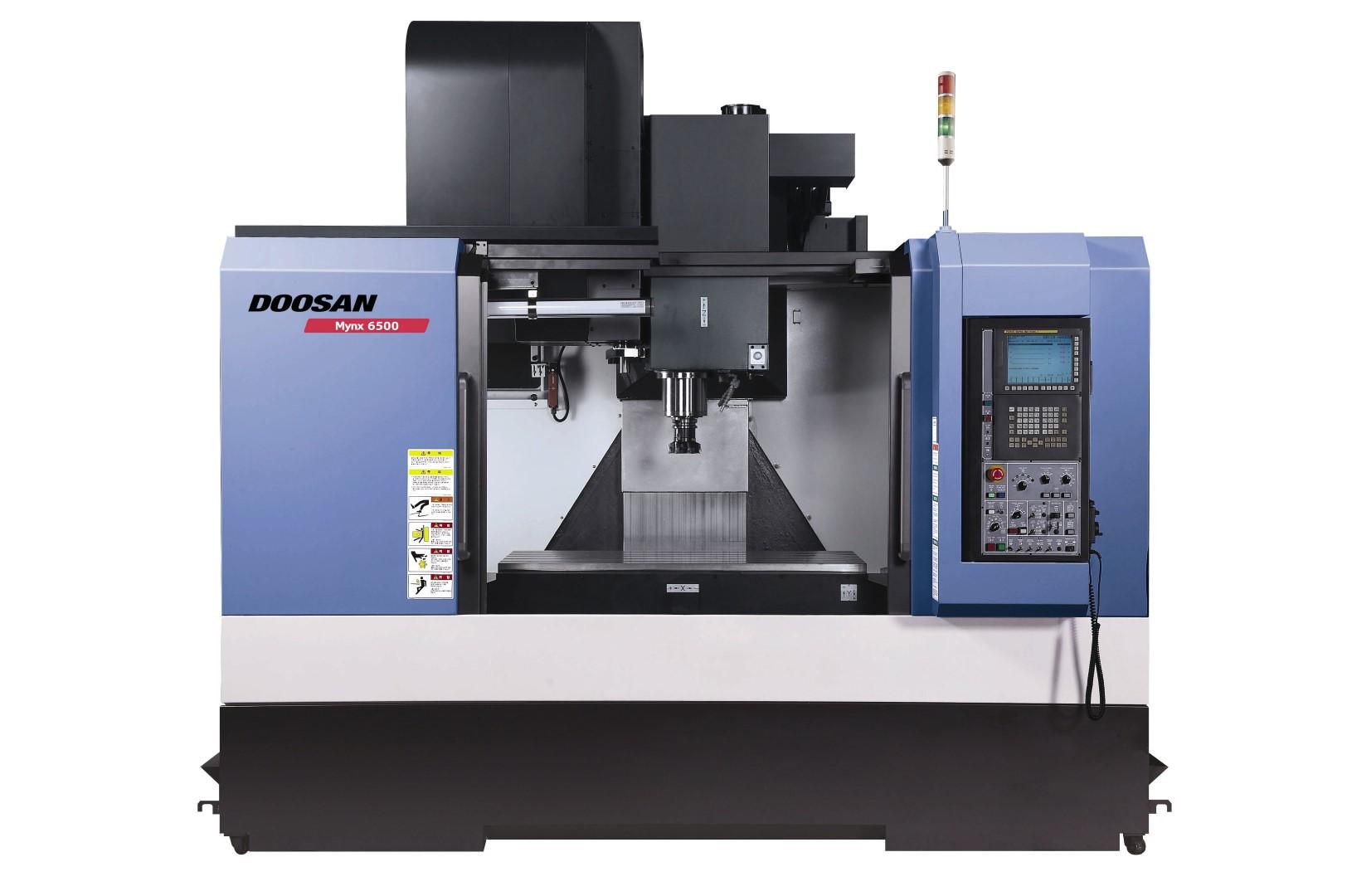 Doosan Mynx 6500, 6500/50