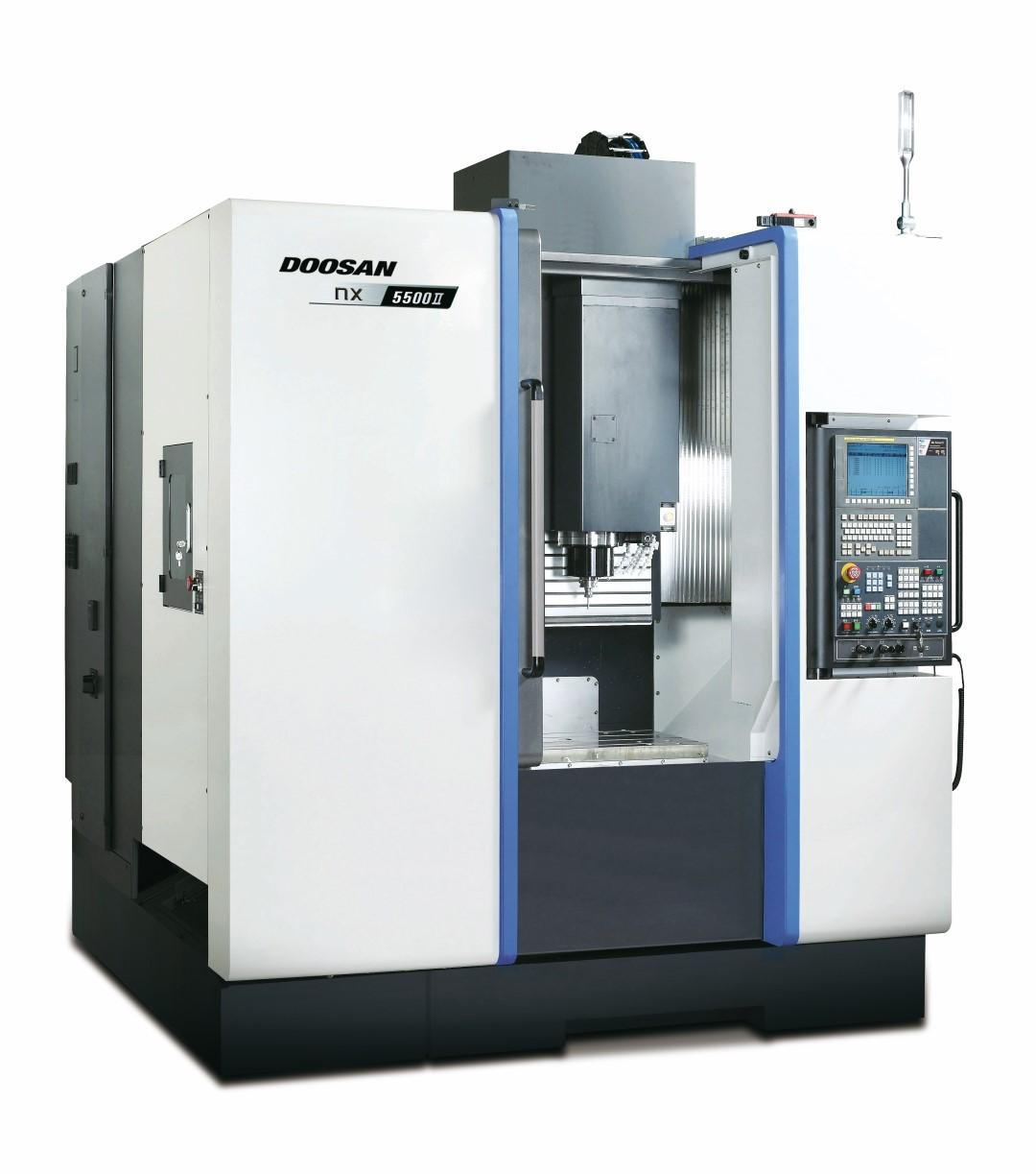 Doosan NX 5500 II, 6500 II