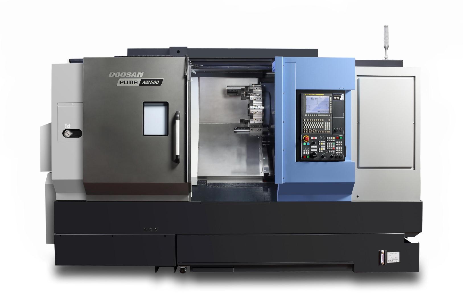 Doosan PUMA AW560 II, AW560-MF II, AW660 II