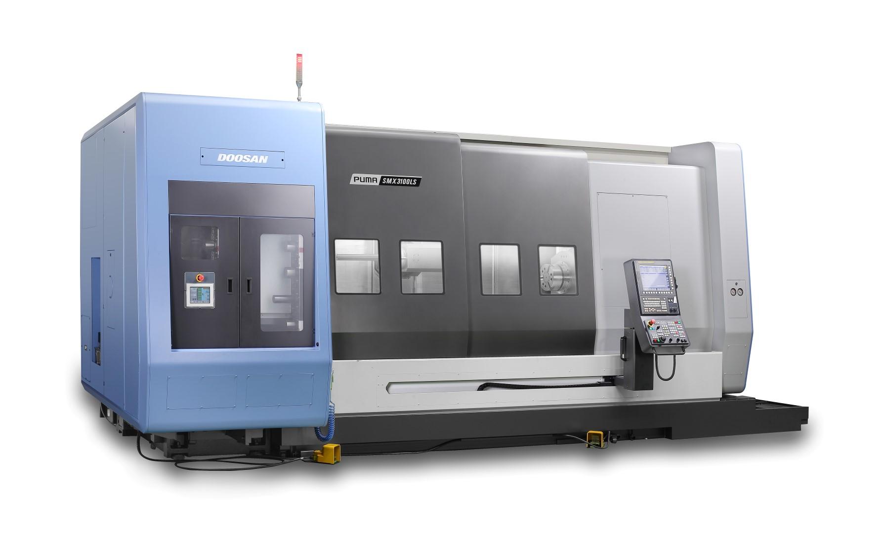 Doosan PUMA SMX3100, 3100L