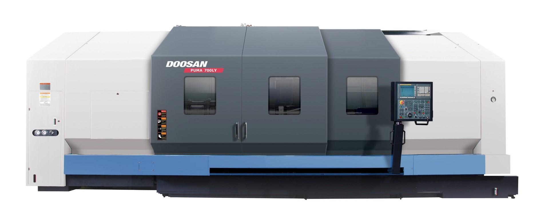 Doosan PUMA 700, 700L, 700XL