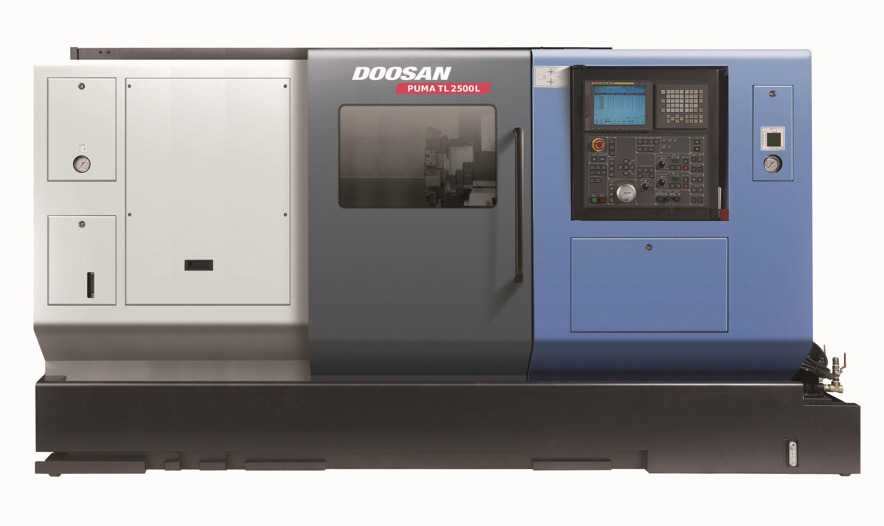 Doosan PUMA TL2500, TL2500L