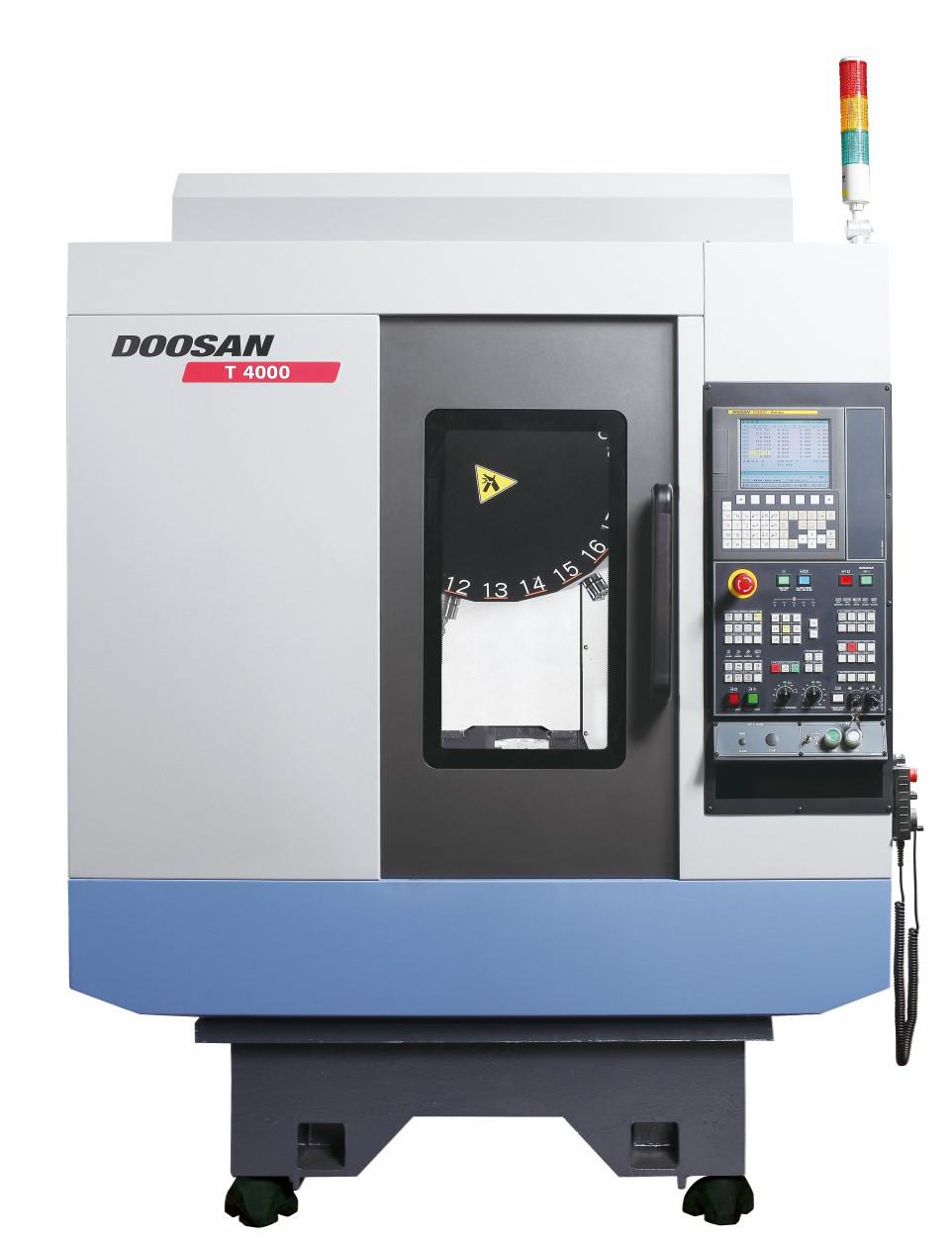 Doosan T 4000, 4000L