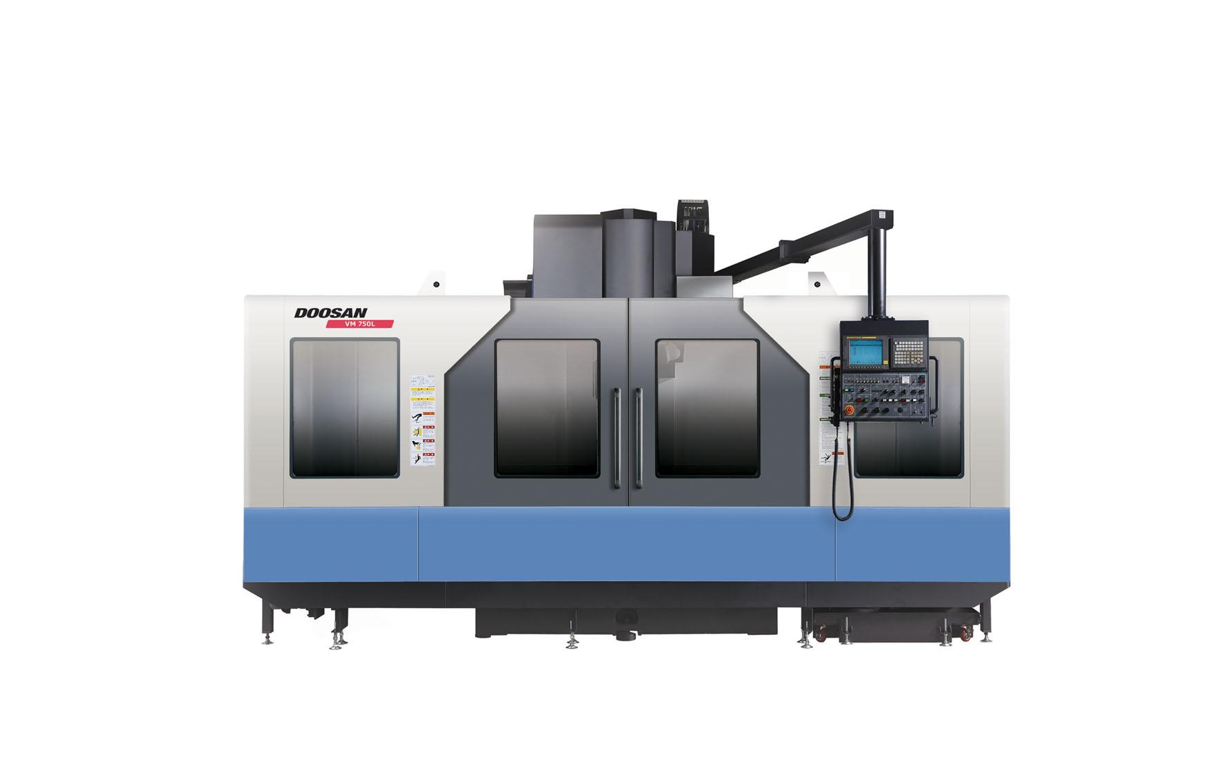Doosan VM 750, 750L
