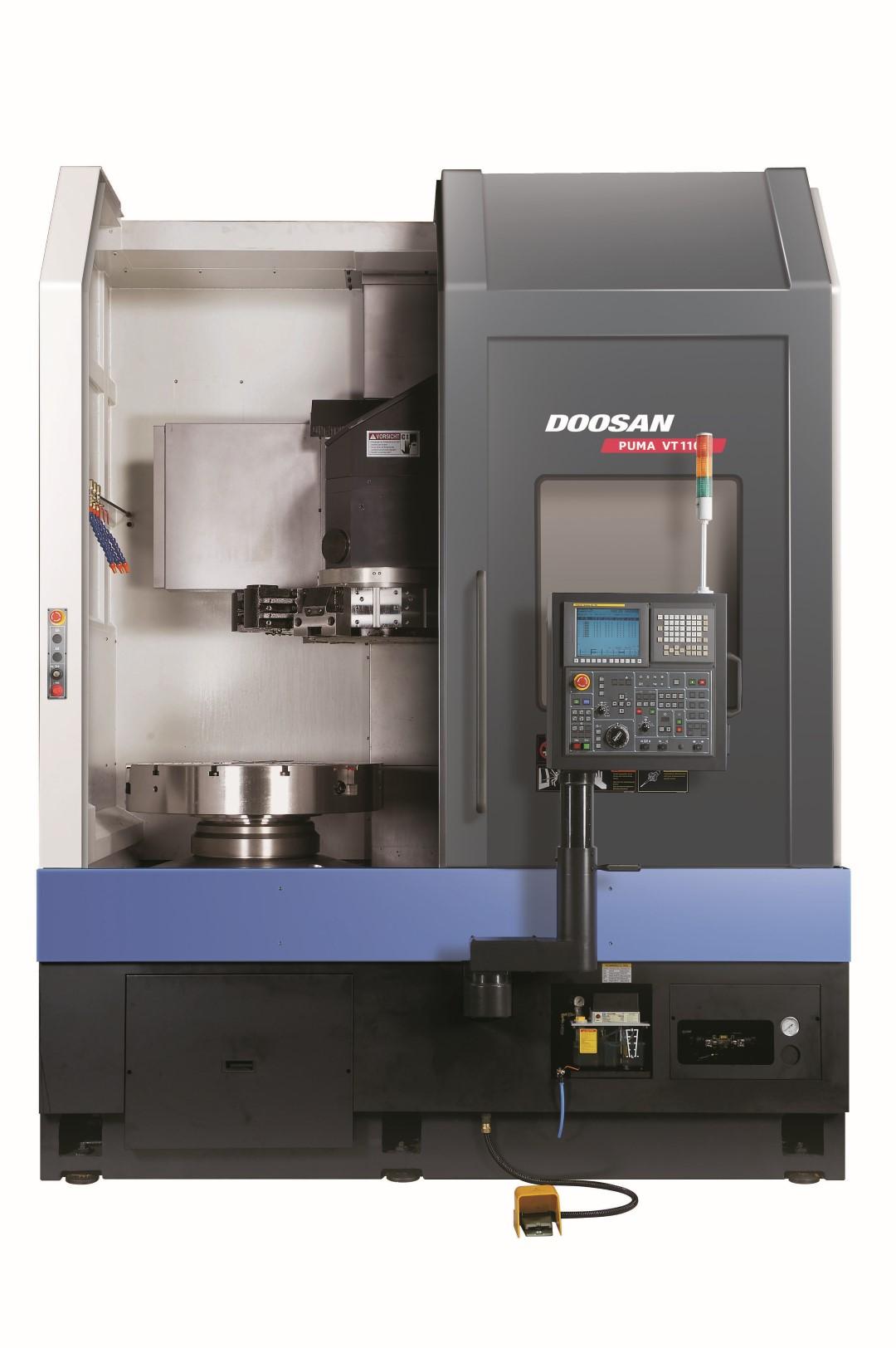 Doosan PUMA VT1100