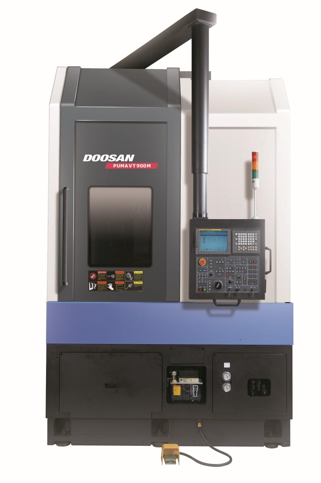 Doosan PUMA VT900
